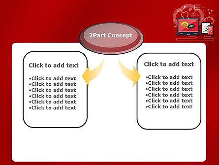 Website Design Elements PowerPoint Template, Slide 4, 12256, Careers/Industry — PoweredTemplate.com
