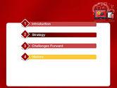 Website Design Elements PowerPoint Template#3
