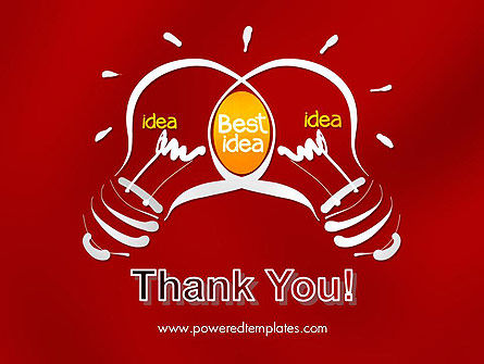 Best Idea Creation PowerPoint Template Slide 20