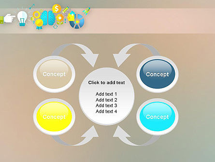 From Idea to Project Launch PowerPoint Template Slide 6