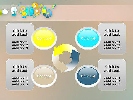 From Idea to Project Launch PowerPoint Template Slide 9