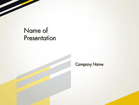 Simple Elegant Powerpoint Template, Backgrounds | 12276