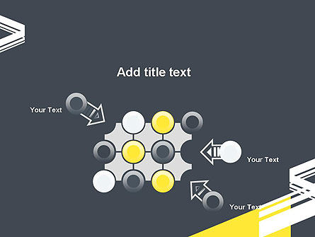 Broken Lines Theme PowerPoint Template Slide 10