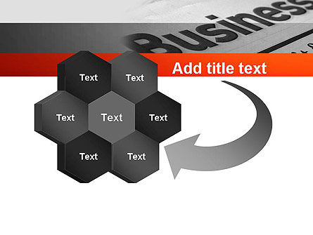 Business Articles PowerPoint Template Slide 11