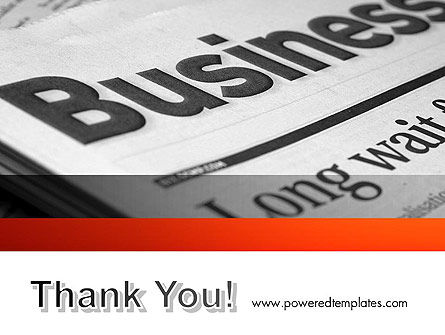 Business Articles PowerPoint Template Slide 20
