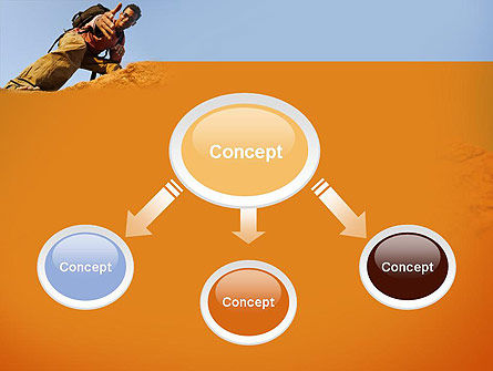 Mentoring PowerPoint Template, Slide 4, 12288, Business Concepts — PoweredTemplate.com