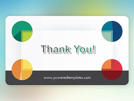 Business Card Style PowerPoint Template Slide 20