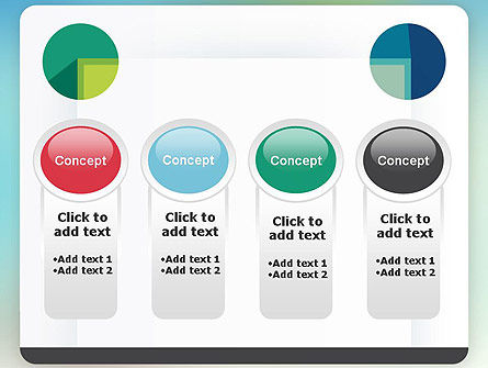 Business Card Style PowerPoint Template Slide 5