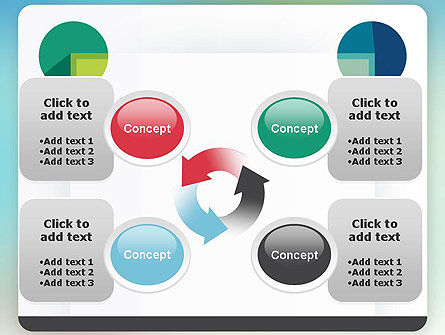 Business Card Style PowerPoint Template Slide 9