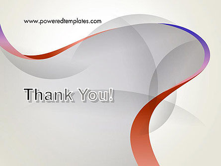 Elegant Wave PowerPoint Template Slide 20