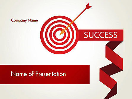 Business Concepts: Objectives PowerPoint Template #12301