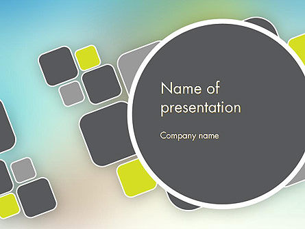 Abstract/Textures: Ultimate PowerPoint Template #12310
