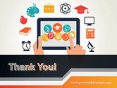 E-learning Icons PowerPoint Template#20