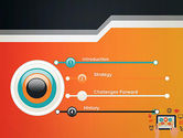 E-learning Icons PowerPoint Template#3