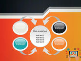 E-learning Icons PowerPoint Template#6