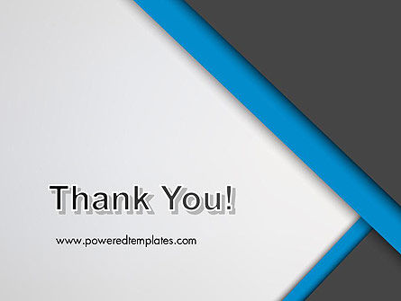 Cutting Edge PowerPoint Template Slide 20
