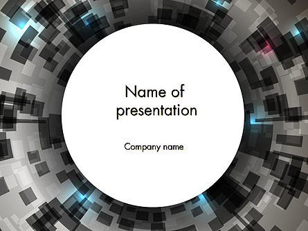Perspective Vision PowerPoint Template