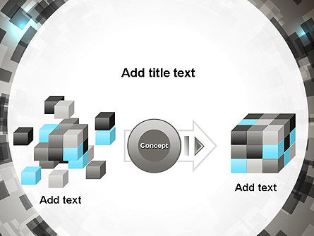 Perspective Vision PowerPoint Template Slide 17