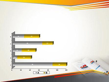 Color Copies PowerPoint Template Slide 11