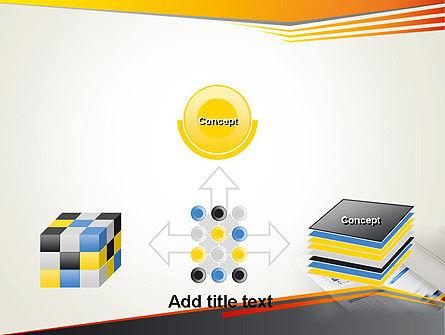 Color Copies PowerPoint Template Slide 19