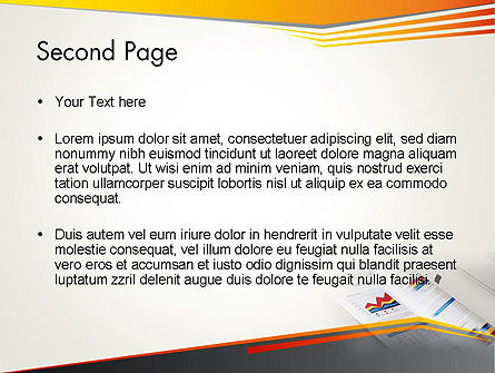 Color Copies PowerPoint Template Slide 2