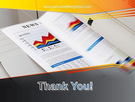 Color Copies PowerPoint Template Slide 20