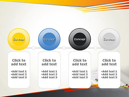 Color Copies PowerPoint Template Slide 5