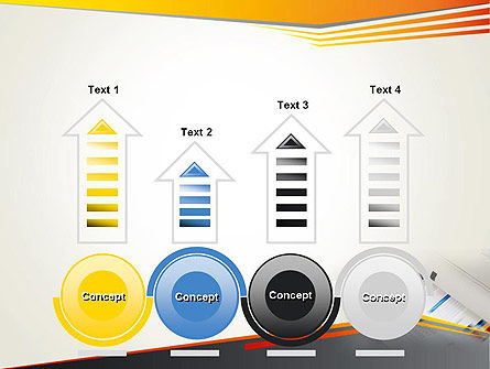 Color Copies PowerPoint Template Slide 7