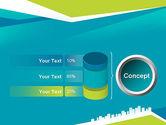 City Skyline PowerPoint Template#11