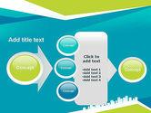 City Skyline PowerPoint Template#17