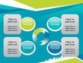 City Skyline PowerPoint Template#9