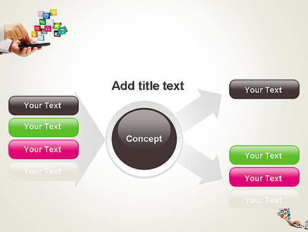 Application Development PowerPoint Template Slide 14