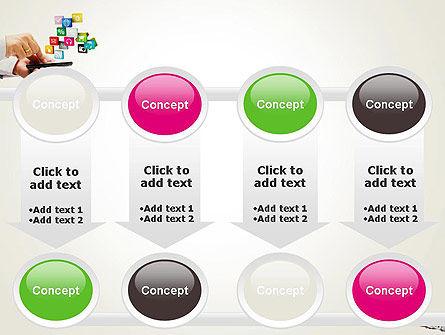 Application Development PowerPoint Template Slide 18