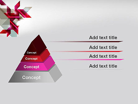 Geometric Composition PowerPoint Template Slide 12
