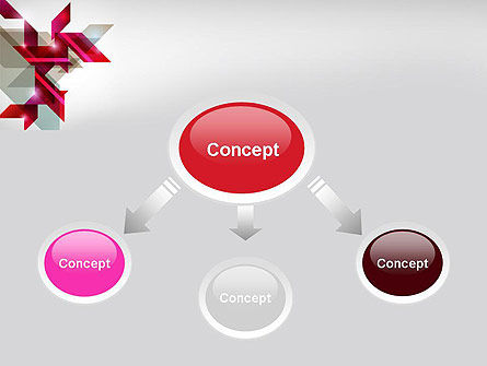 Geometric Composition PowerPoint Template Slide 4