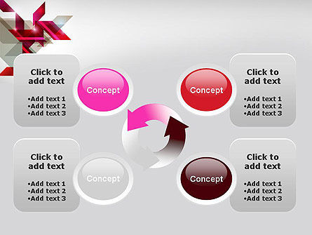 Geometric Composition PowerPoint Template Slide 9