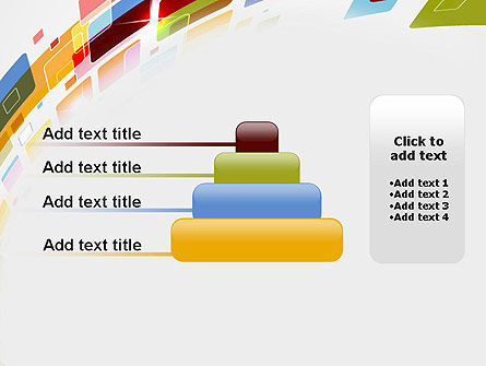 Colorful Abstract Technology PowerPoint Template Slide 8