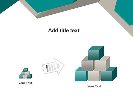 Abstract Geometric PowerPoint Template Slide 13