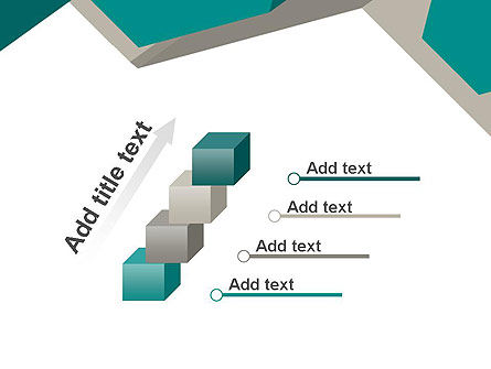 Abstract Geometric PowerPoint Template Slide 14