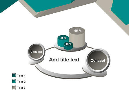 Abstract Geometric PowerPoint Template Slide 6