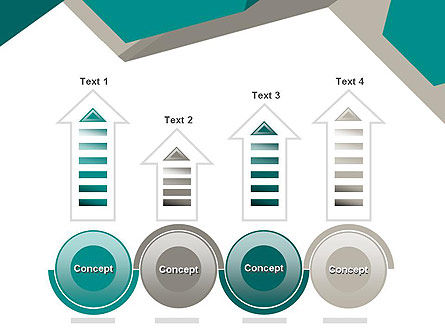 Abstract Geometric PowerPoint Template Slide 7