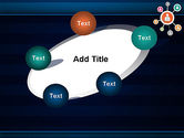 Online Business Networking PowerPoint Template#14
