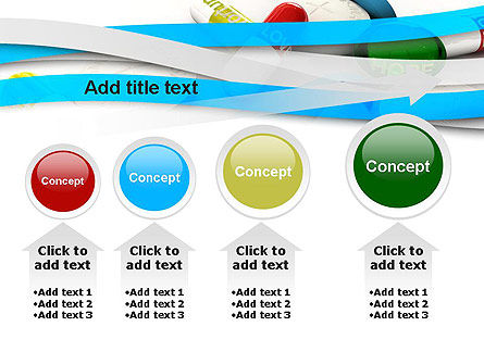 Pills for Everything PowerPoint Template Slide 13