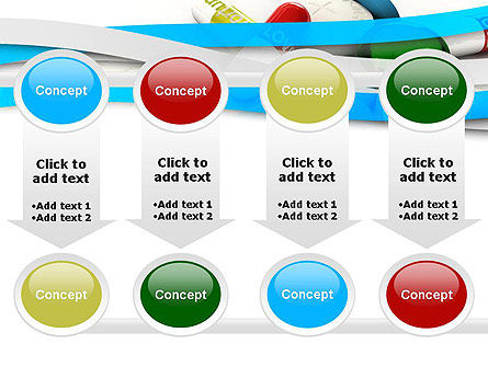 Pills for Everything PowerPoint Template Slide 18