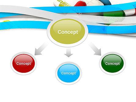 Pills for Everything PowerPoint Template, Slide 4, 12352, Education & Training — PoweredTemplate.com