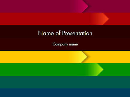 Options Banner PowerPoint Template
