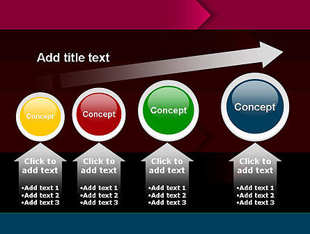 Options Banner PowerPoint Template Slide 13