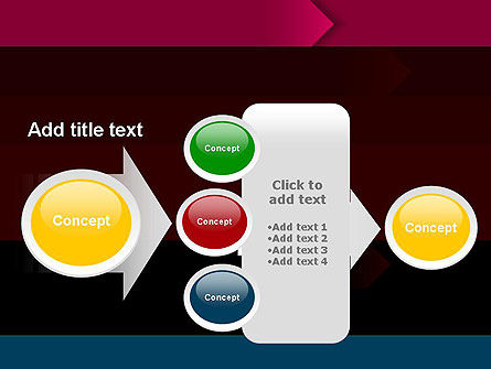 Options Banner PowerPoint Template Slide 17