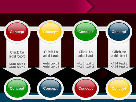 Options Banner PowerPoint Template Slide 18