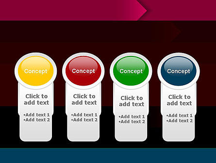 Options Banner PowerPoint Template Slide 5